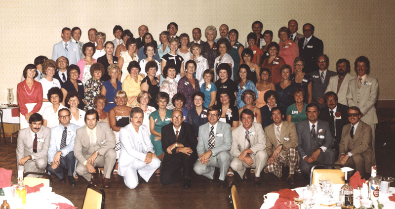 Class Reunion in the 70s?